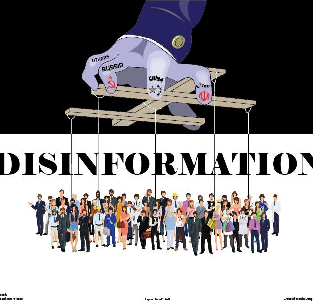 Disinformation: Destroying Democracies
